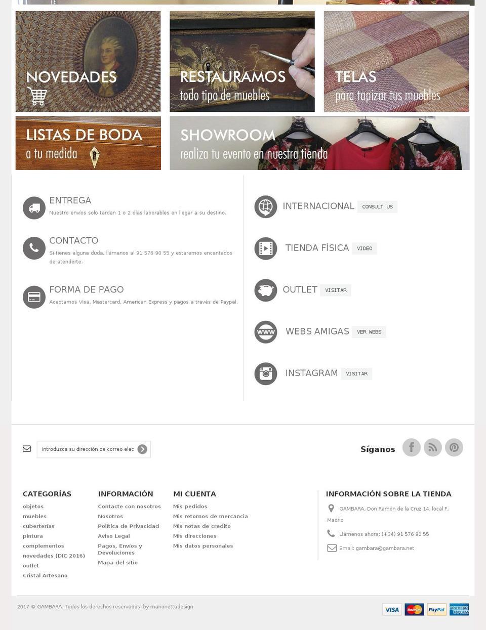 Fidelity PrestaShop theme store examples, Fidelity theme